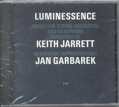 LUMINESSENCE BY JARRETT,KEITH (CD)