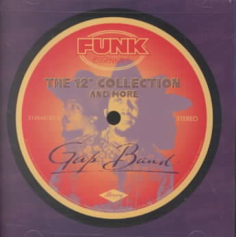 12 COLLECTION AND MORE BY GAP BAND (CD)