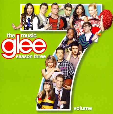 GLEE:MUSIC VOLUME 7 BY GLEE CAST (CD)