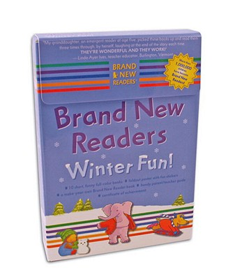 Brand New Readers Winter Fun! By Schaefer, Carole Lexa/ Root, Phyllis/ Martin, David/ Webster, Christine/ Friend, Catherine (COL)